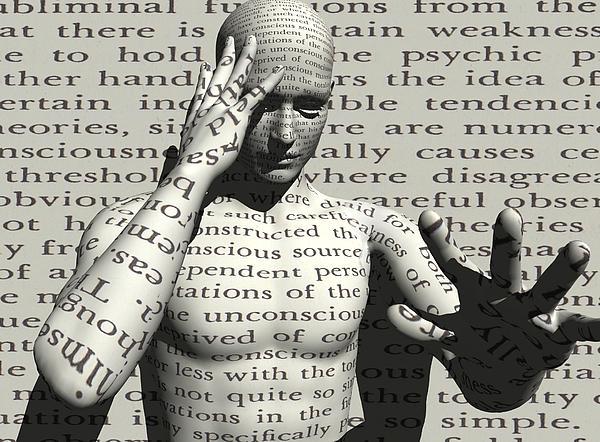 Psychic Territory  Print by Jon D Gemma