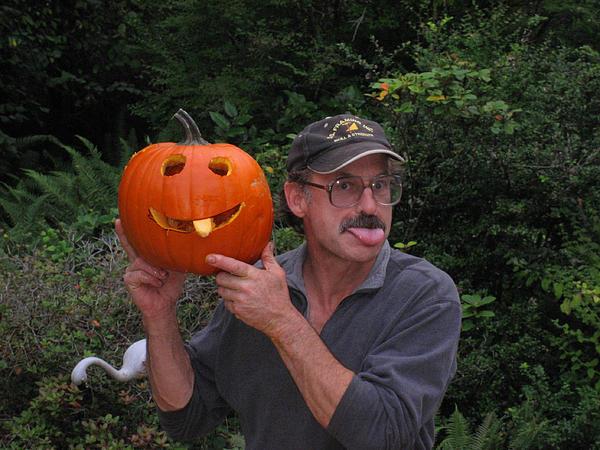 Kym Backland - Pumpkin Heads