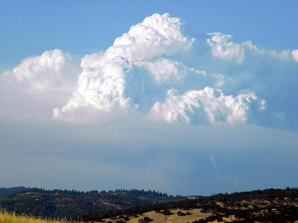 Frank Wilson - Pyrocumulus Cloud