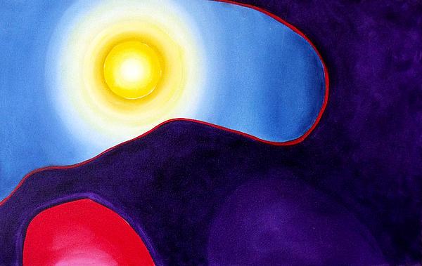 Radiance Print by Wayne Devon