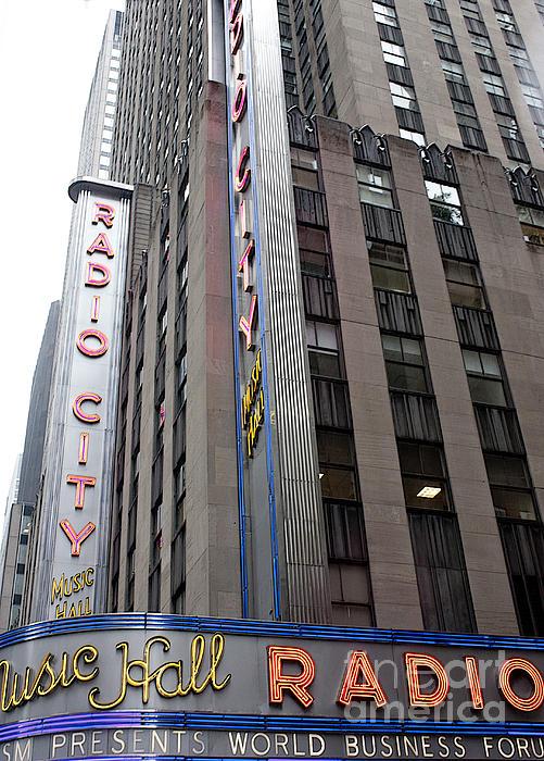 David Bearden - Radio City Music Hall