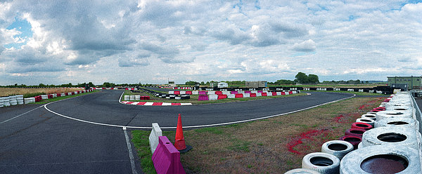 Raf Fulbeck Taxiway Print by Jan Faul