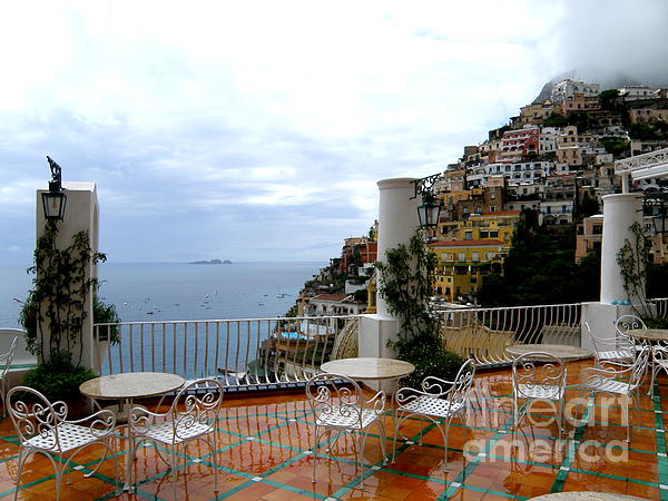 Tanya  Searcy - Rain in Positano