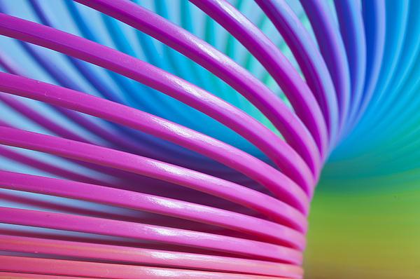 Rainbow 10 Print by Steve Purnell