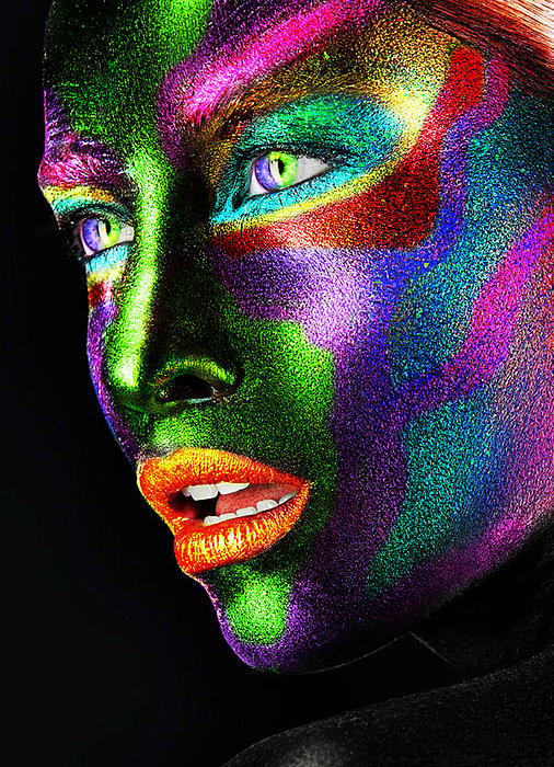 Yosi Cupano - Rainbow Face