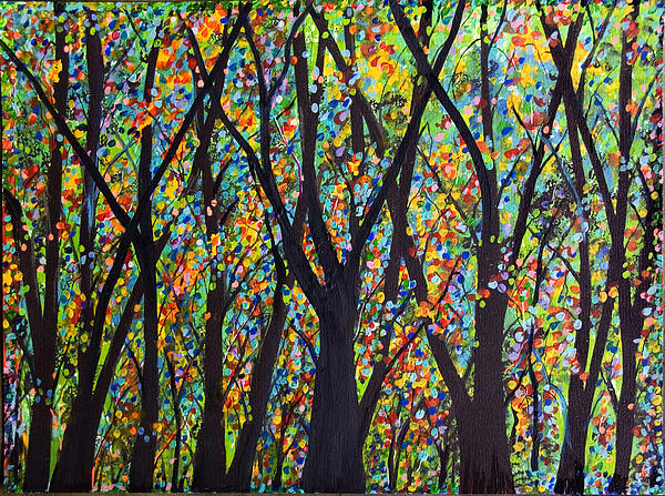 Sue Holman - Rainbow Forest1