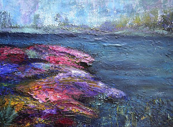 Claire Bull - Rainbow Rocks
