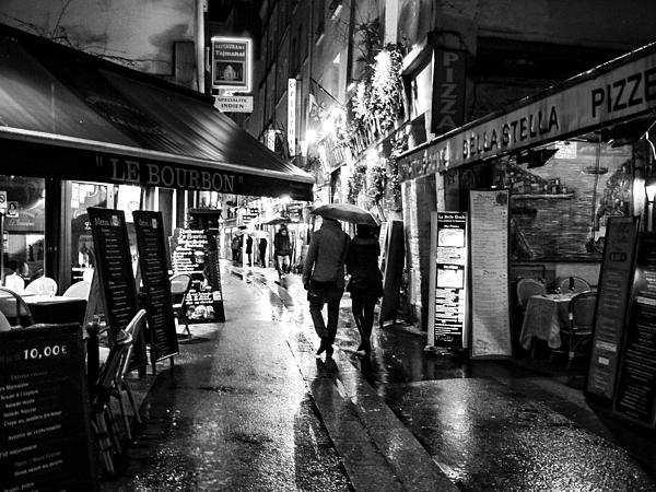 Patrick Horgan - Rainy Night in Paris