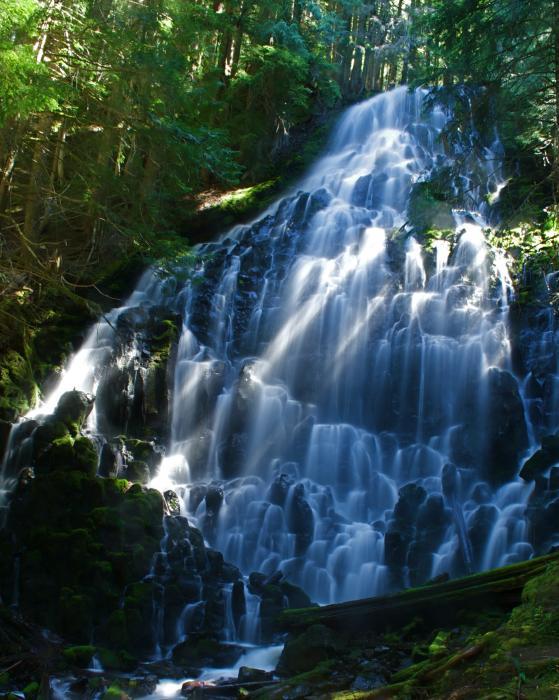 Todd Kreuter - Ramona Falls