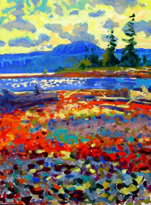 Brian Simons - Rathtrevor Low Tide