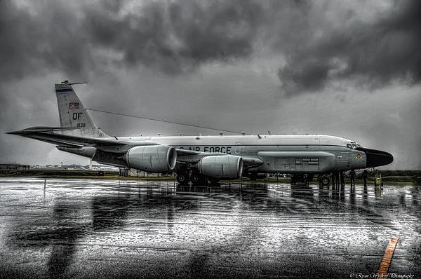 Rc-135vw Print by Ryan Wyckoff