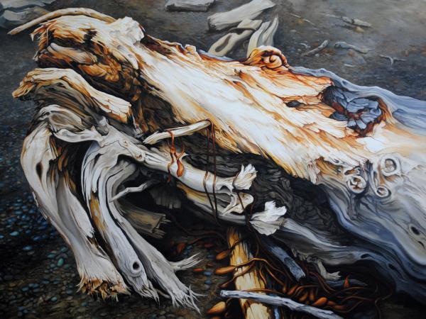 Rebirth Print by Chris Steinken