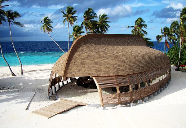 Jenny Rainbow - Reception Dhoni. Maldives