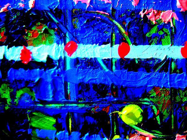 Allen n Lehman - Red Dots On Blue