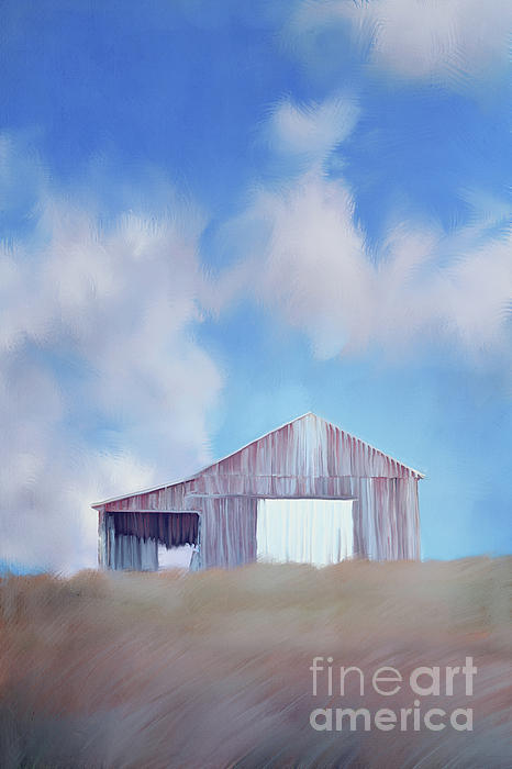 Stephanie Frey - Red Tobacco Barn