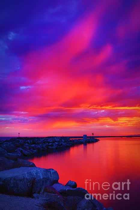 Chase Lindberg - Redondo Beach Sunset