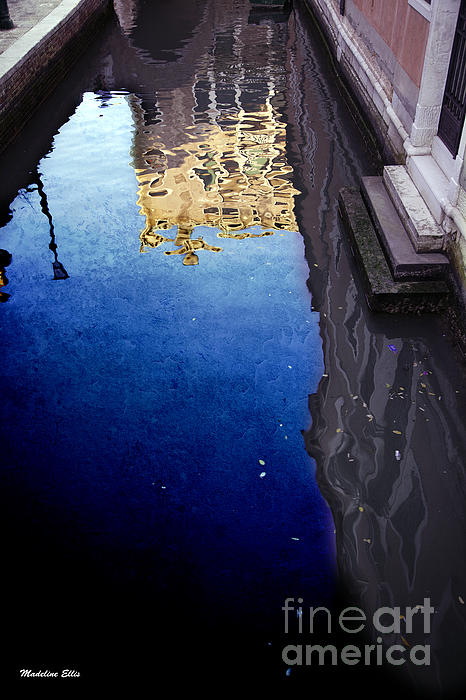 Madeline Ellis - Reflections in the Water - Venice