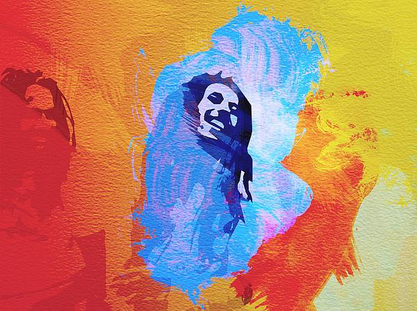 Reggae Kings Print by Naxart Studio
