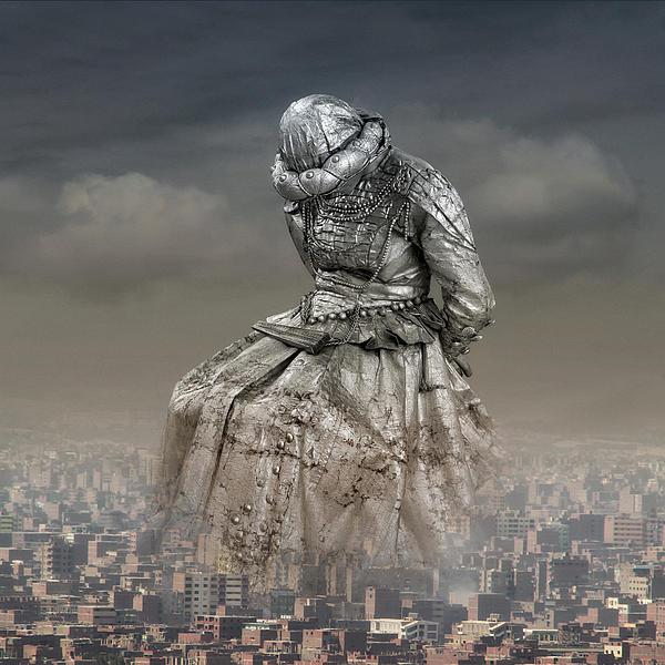 Release Dream Print by Mostafa Moftah