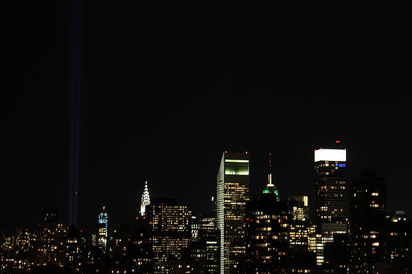 Remember September 11th Print by Catie Canetti