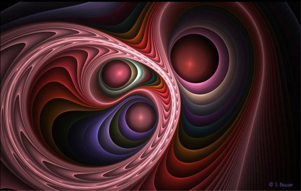 Renderosity Print by Sandra Bauser Digital Art