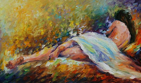 Leonid Afremov - Resting