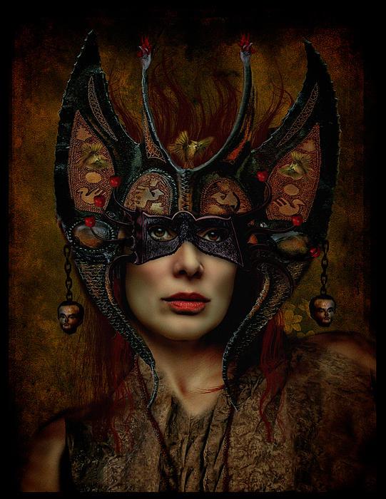 Raul Villalba - Retrato de Una Mascara