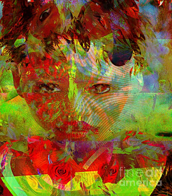 Returned At The Door Of No Return Mixed Media  - Returned At The Door Of No Return Fine Art Print