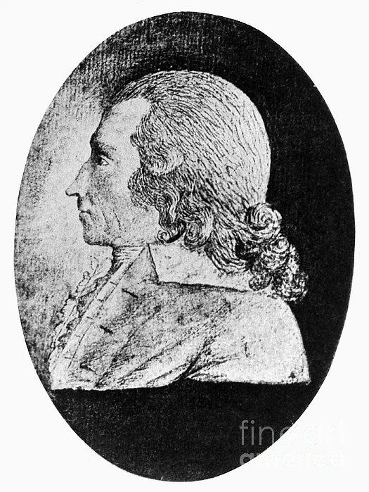 Richard Cranch Print by Granger