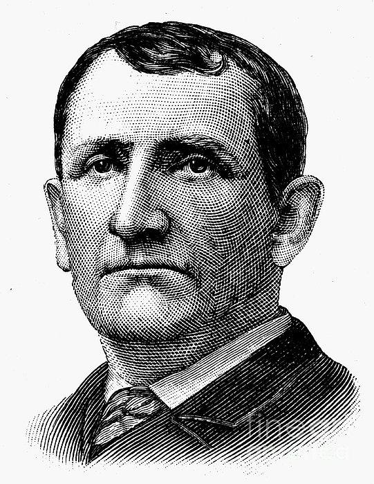 Richard Henry Pratt Print by Granger