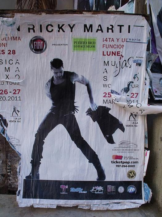 Ricky Martin In Concert Photograph  - Ricky Martin In Concert Fine Art Print