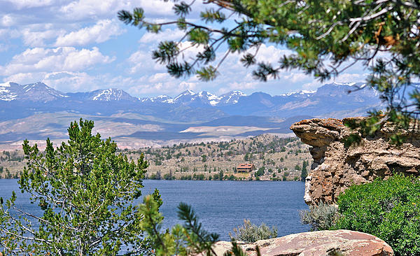 Carolyn Flinn McCool - Riding Wyoming