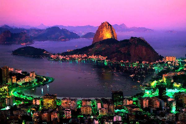 Elizabeth Nuzzolese - Rio De Janeiro