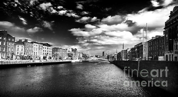 John Rizzuto - River Liffey View