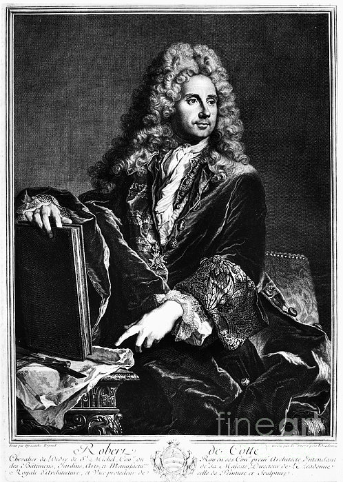Robert De Cotte Print by Granger