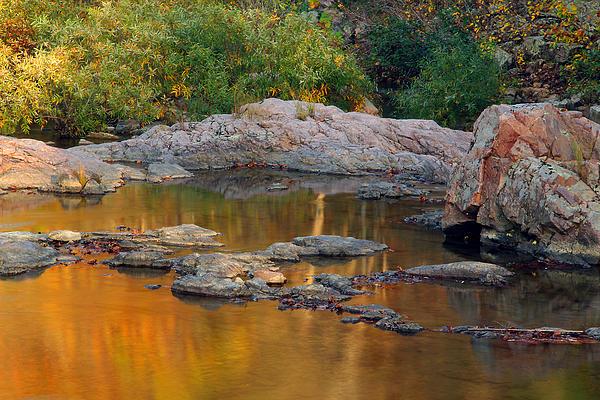 Greg Matchick - Rocky Creek Reflections II