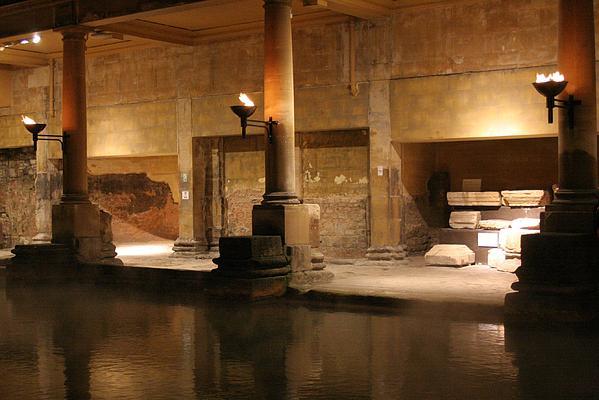 Ramona Shires - Roman Bath