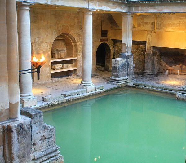 Rebekah Gregory - Roman Baths