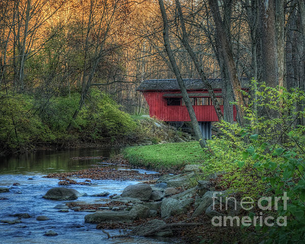 Pamela Baker - Ross Covered Bridge