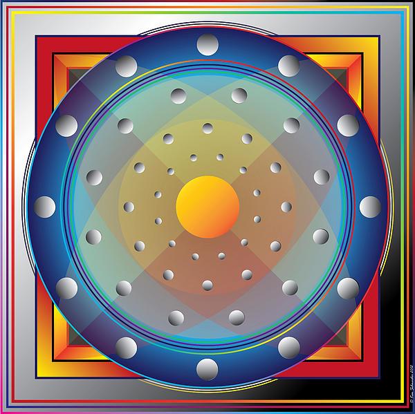 Ken Schneider - Round and Round We Go