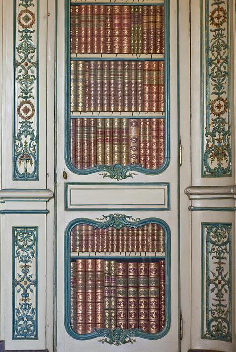 Royal Books Print by Georgia Fowler