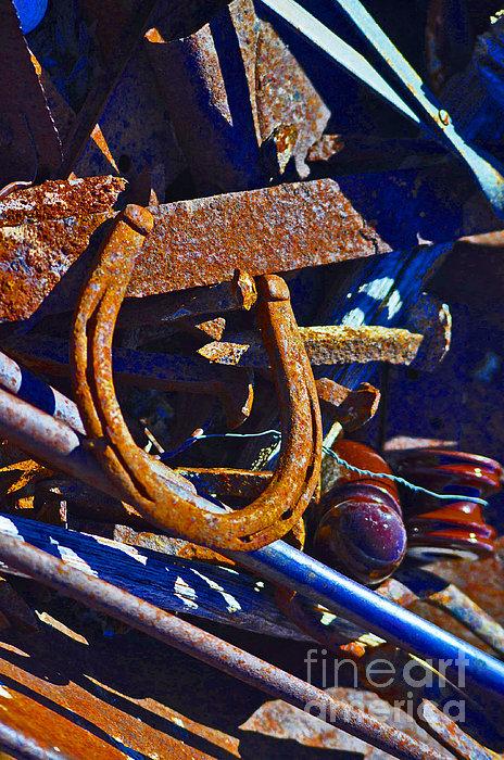 Juls Adams - Rusted Treasures