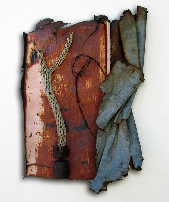 Rustic Elegance Print by Snake Jagger