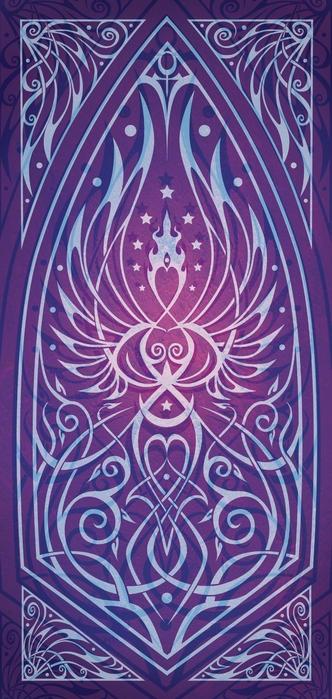 Sacred Feminine Print by Cristina McAllister
