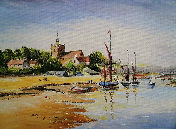 Andrew Read - Sailing At Maldon