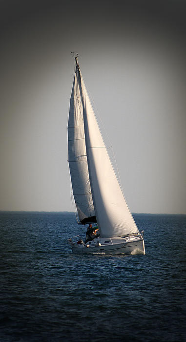 Milena Ilieva - Sailing