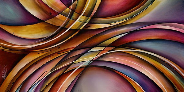 'sails' Print by Michael Lang