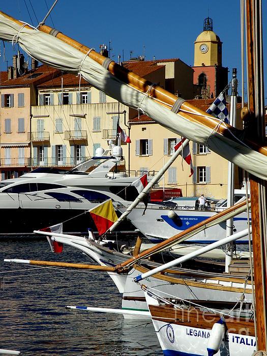 Lainie Wrightson - Saint Tropez Harbor