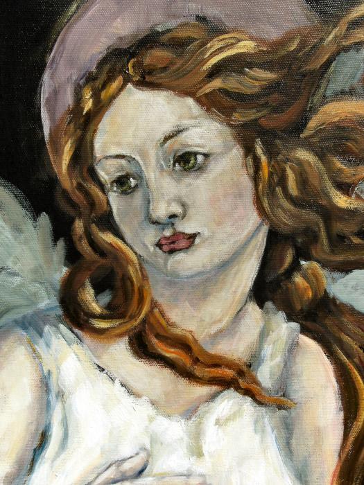 Carrie Joy Byrnes - Saint Venus