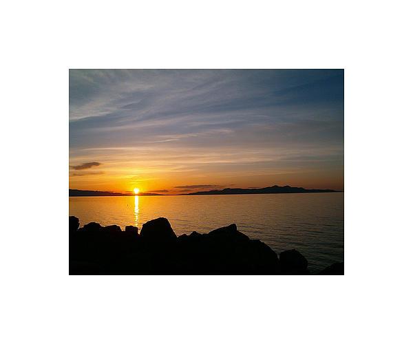 Louise Mingua - Salt Lake Sunset
